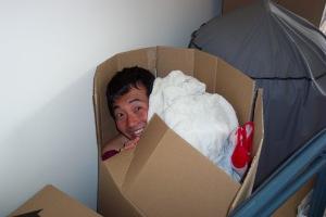 boxed Tony